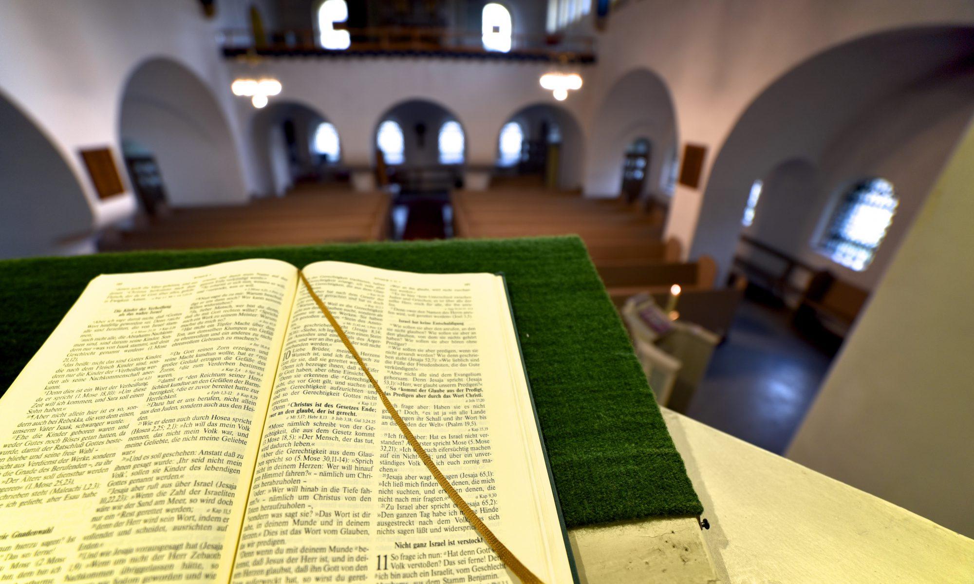 Predigttagebuch